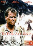 To End All Wars - Dutch DVD cover (xs thumbnail)
