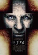 The Rite - Portuguese Movie Poster (xs thumbnail)