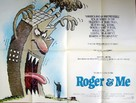 Roger & Me - British Movie Poster (xs thumbnail)