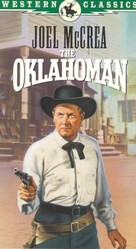 The Oklahoman - VHS cover (xs thumbnail)
