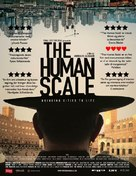 The Human Scale - Danish Movie Poster (xs thumbnail)