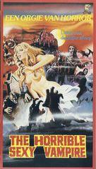 El vampiro de la autopista - Dutch VHS cover (xs thumbnail)