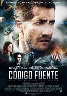 Source Code - Spanish Movie Poster (xs thumbnail)