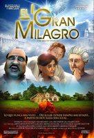 The Greatest Miracle - Ecuadorian Movie Poster (xs thumbnail)