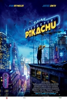 Pokémon: Detective Pikachu - Romanian Movie Poster (xs thumbnail)