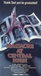 Massacre at Central High - Movie Cover (xs thumbnail)