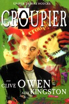 Croupier - French Movie Cover (xs thumbnail)