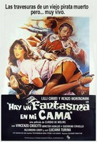 C'è un fantasma nel mio letto - Spanish Movie Poster (xs thumbnail)