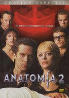 Anatomie 2 - Spanish Movie Cover (xs thumbnail)
