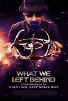 What We Left Behind: Looking Back at Deep Space Nine - Movie Poster (xs thumbnail)
