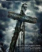 Pet Sematary - Argentinian Movie Poster (xs thumbnail)
