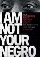 I Am Not Your Negro - French Movie Poster (xs thumbnail)