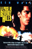 The Taking of Beverly Hills - French Movie Poster (xs thumbnail)