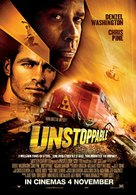 Unstoppable - Singaporean Movie Poster (xs thumbnail)