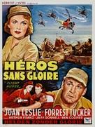 Flight Nurse - Belgian Movie Poster (xs thumbnail)