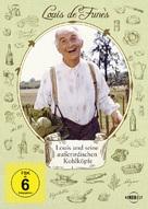 La soupe aux choux - German Movie Cover (xs thumbnail)