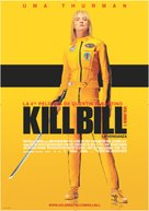 Kill Bill: Vol. 1 - Argentinian Movie Poster (xs thumbnail)