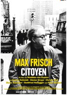 Max Frisch, citoyen - German Movie Poster (xs thumbnail)