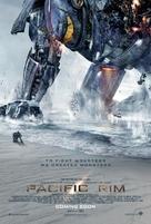Pacific Rim - British Movie Poster (xs thumbnail)