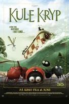 Minuscule - La vallée des fourmis perdues - Norwegian Movie Poster (xs thumbnail)