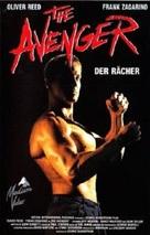 The Revenger - German VHS cover (xs thumbnail)