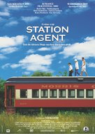 The Station Agent - German Movie Poster (xs thumbnail)