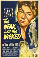 The Weak and the Wicked - British Movie Poster (xs thumbnail)