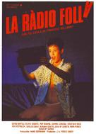 La ràdio folla - Spanish Movie Poster (xs thumbnail)