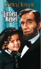 The Littlest Rebel - VHS cover (xs thumbnail)