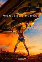 Wonder Woman - Singaporean Movie Poster (xs thumbnail)