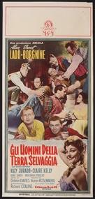 The Badlanders - Italian Movie Poster (xs thumbnail)