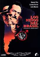 The Boys from Brazil - Spanish Movie Poster (xs thumbnail)