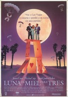Honeymoon In Vegas - Spanish Movie Poster (xs thumbnail)