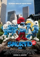The Smurfs - Estonian Movie Poster (xs thumbnail)