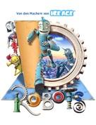 Robots - German Movie Poster (xs thumbnail)