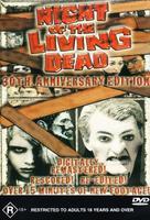 Night of the Living Dead - Australian DVD cover (xs thumbnail)