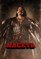 Machete - Slovenian Movie Poster (xs thumbnail)