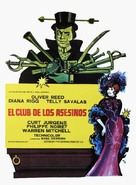 The Assassination Bureau - Spanish Movie Poster (xs thumbnail)