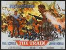 The Train - British Movie Poster (xs thumbnail)