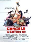 Gungala la pantera nuda - French Movie Poster (xs thumbnail)