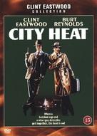 City Heat - Danish DVD movie cover (xs thumbnail)