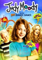 Judy Moody and the Not Bummer Summer - DVD cover (xs thumbnail)