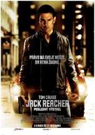 Jack Reacher - Slovak Movie Poster (xs thumbnail)