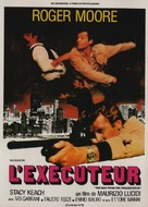 Gli esecutori - French Movie Poster (xs thumbnail)