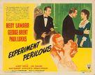 Experiment Perilous - Movie Poster (xs thumbnail)