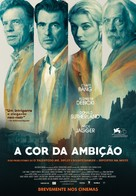 The Burnt Orange Heresy - Portuguese Movie Poster (xs thumbnail)