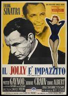 The Joker Is Wild - Italian Movie Poster (xs thumbnail)