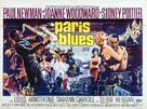 Paris Blues - British Movie Poster (xs thumbnail)