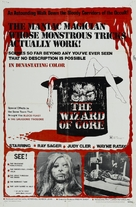 The Wizard of Gore - Movie Poster (xs thumbnail)