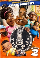 """The PJs"" - DVD movie cover (xs thumbnail)"